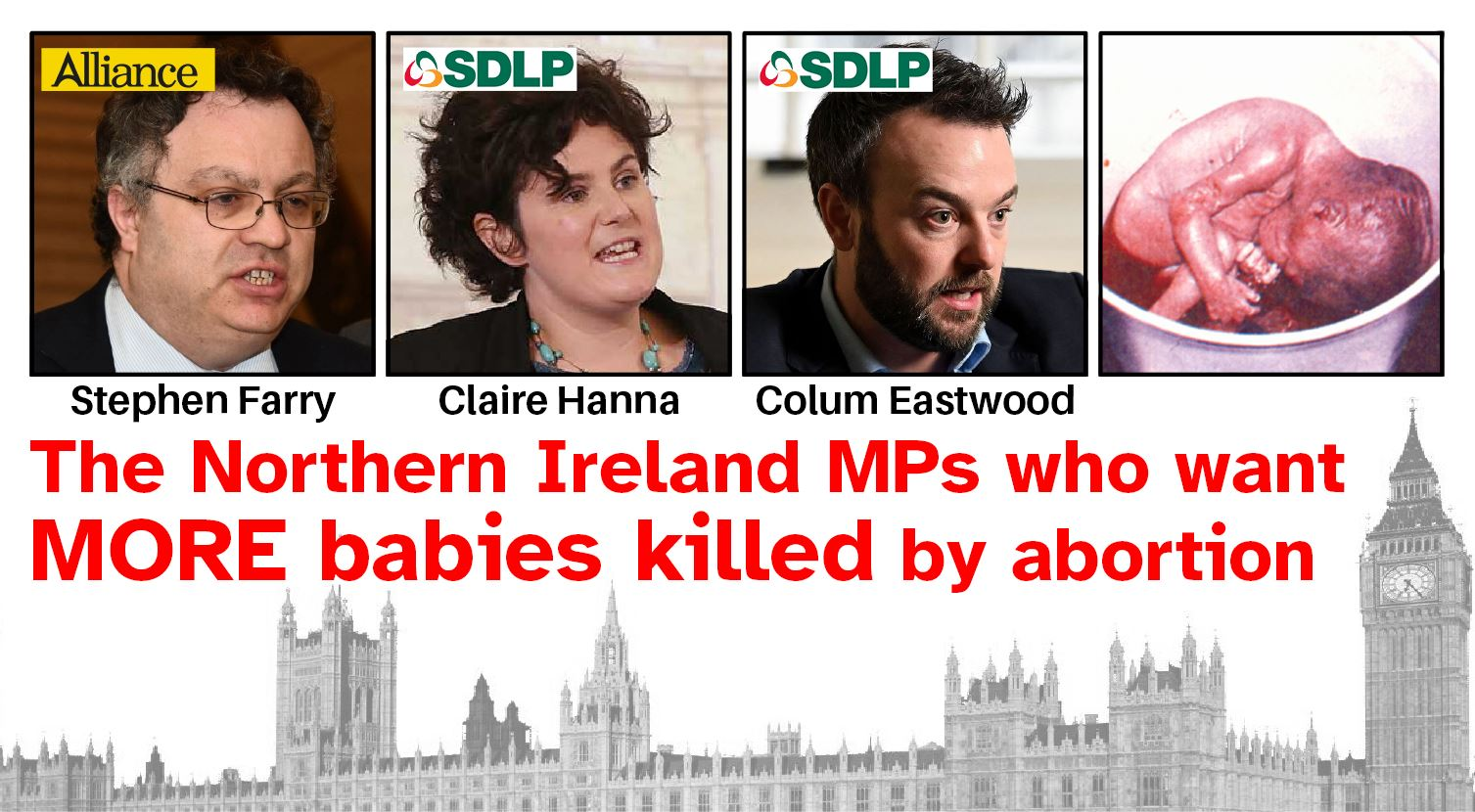 Pro-abortion MPs