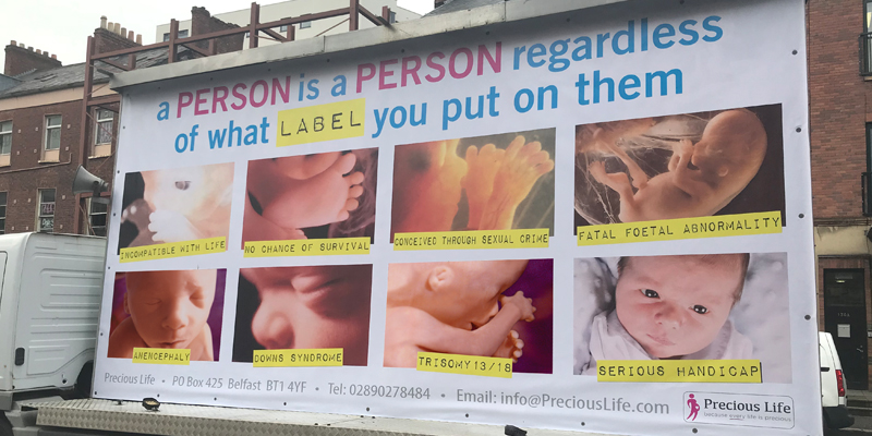Precious Life launch exciting new Billboard Campaign!