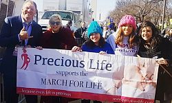 The March for Life DC reminds us that attitudes to abortion are changing