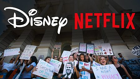 Press Release: Precious Life blast Disney and Netflix's intimidation of Pro-Life Georgia