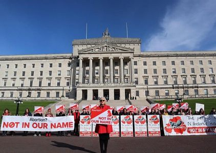 Precious Life condemn 'Human Rights' Commission's legal action for MORE abortions in N. Ireland