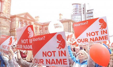 Please ACT Now: Tell the NI Assembly to REPEAL Section 9 ahead of debate this Tuesday