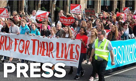 PR: Precious Life say NI Assembly Must Repeal Section 9 ahead of Stormont debate tomorrow