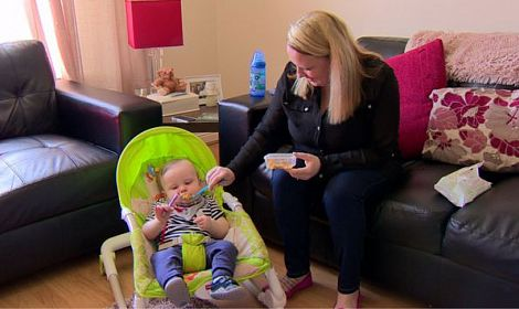 Woman who lost baby at 32 weeks calls for 'first-class' perinatal hospice care