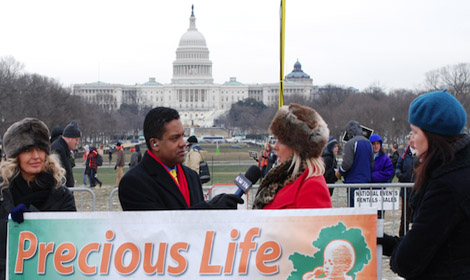 Precious Life Making Final Plans for March for Life in Washington